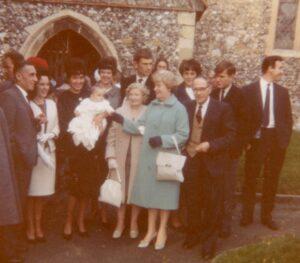Lorraine's Christening